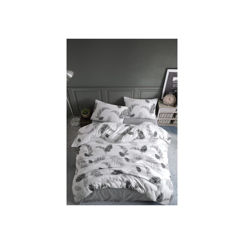 Emery тканевый Комплект постельного белья из 100 хлопка Ranforce комплекты постельного белья двойной размер 4 шт. простыня пододеяльник Сделано в Т...