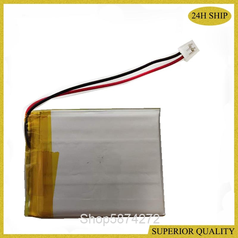 lithium battery 3.7V 535058 high temperature resistant small size lithium battery smart wearable device battery