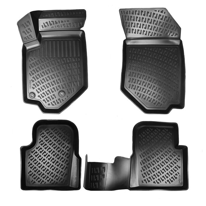 Peugeot 4008 3D Pool Floor Mats Special Production for Brand and Model adham ali hybrid model for production plan