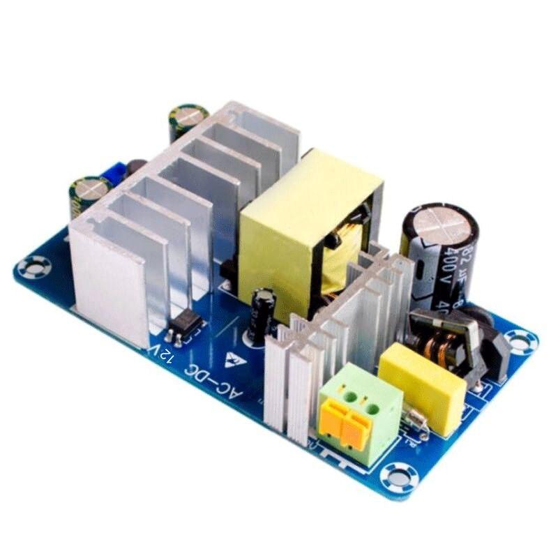 AC Konverter 110v 220v zu DC 12V 8A 100W Geregelte Transformator LED Netzteil