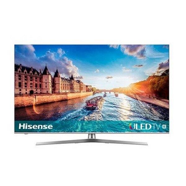"Smart TV Hisense 55U8B 55 ""4K Ultra HD LED WiFi de plata"