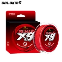 120m 150m 9 strands pe braided fishing line multifilament super strong fishing line never fade color smooth fishing line