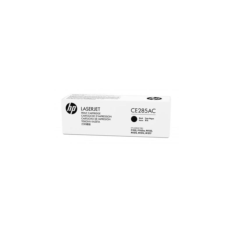HP Toner orig laserjet 85a ce285ac negro