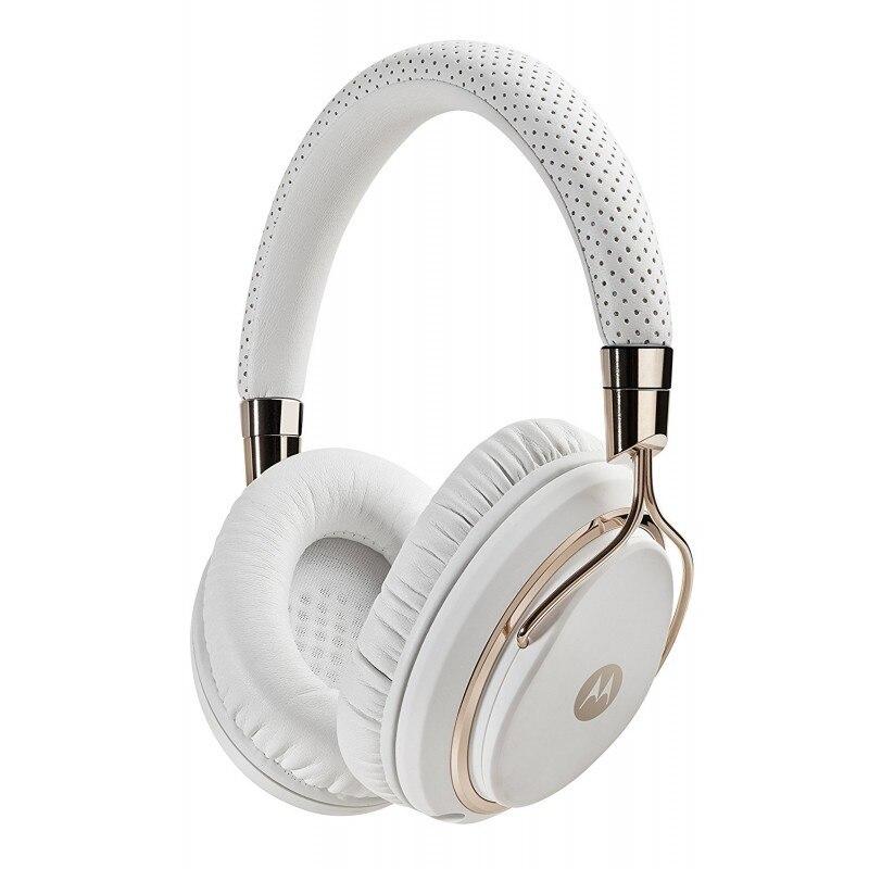Motorola pulso m fones de ouvido faixa branca