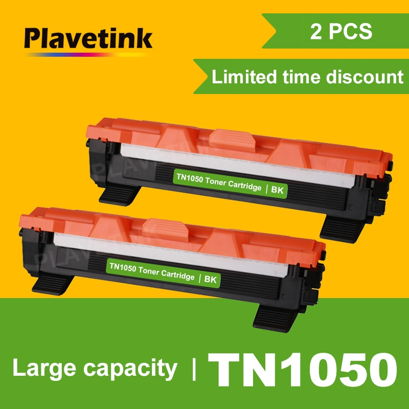 Plavetink preto tn1050 cartucho de toner compatível para o irmão tn1050 DCP-1510 DCP-1511 DCP-1610W impressoras a laser
