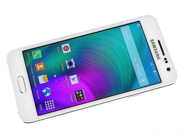 Перейти на Алиэкспресс и купить Samsung Galaxy A3 A300F смартфон, экран 4,5 дюймов, 1 ГБ ОЗУ 8 Гб ПЗУ, четырёхъядерный