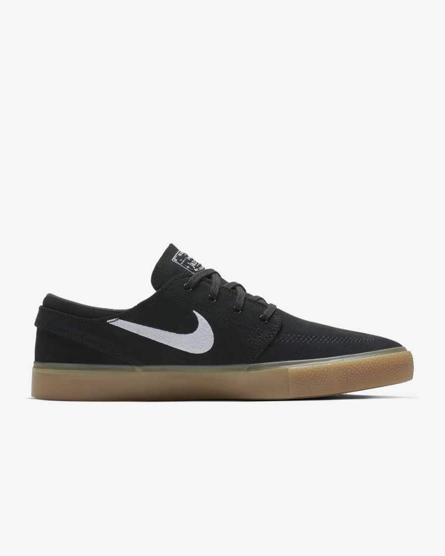 Original Nike SB Zoom Stefan Janoski RM Skate Shoe Black Men 'S Suede Sport Shoes AQ7475-003 Nike Sneaker