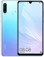 Huawei P30 Lite New Edition phone, синий цвет (дышащие кристаллы), 256 Гб встроенной памяти, 6 ГБ оперативной памяти, экран