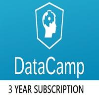 DataCamp (Annual Plan - 3 Yearr) Membership Subscri ption prem\'ium