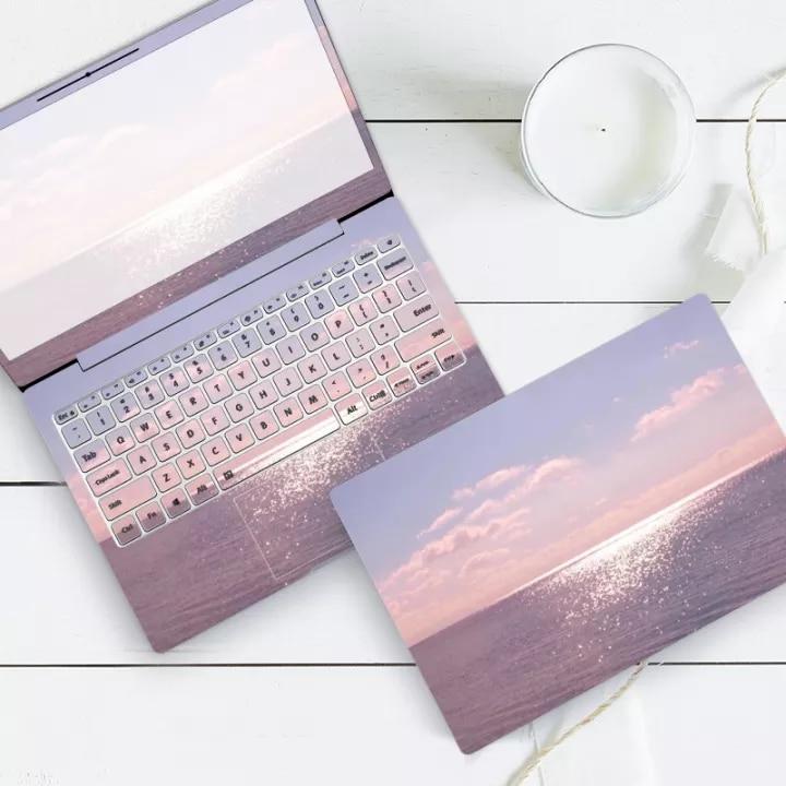 Наклейка «сделай сам» для ноутбука 11/12/13/14/15/16 дюймов, подходит для HP/DEL/Lenovo/Xiaomi/MacBook Air и всех марок компьютеров
