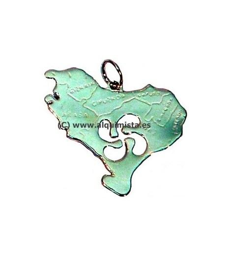 AMULET SILVER LAUBURU MAP