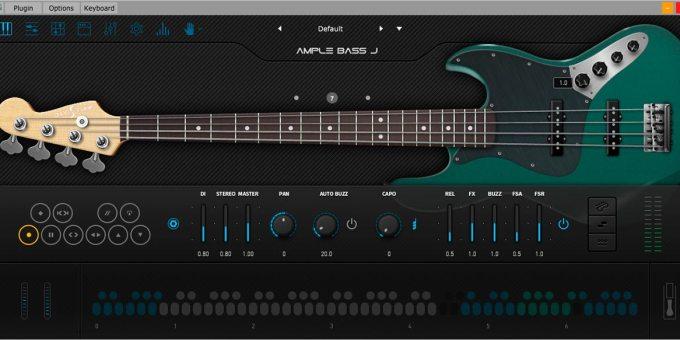 Ample Sound ABJ III 3-1-0 WiN-MAC