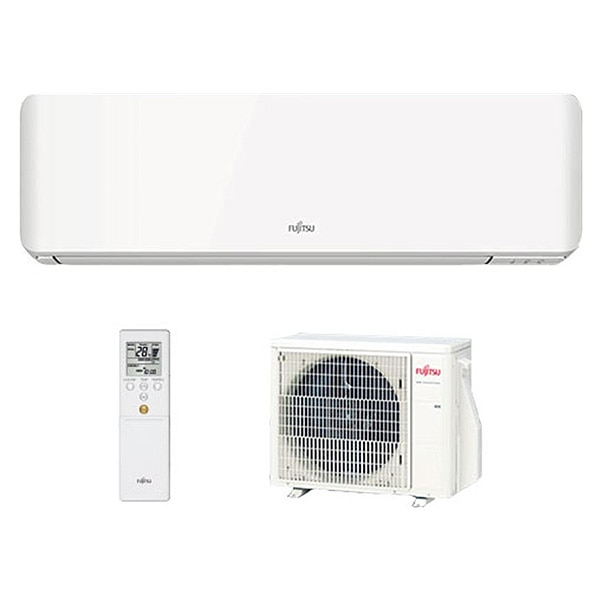 Aire Acondicionado Fujitsu ASY35UIKM + AOYG12KMTA Split Inverter A++/A+ 3400W Blanco