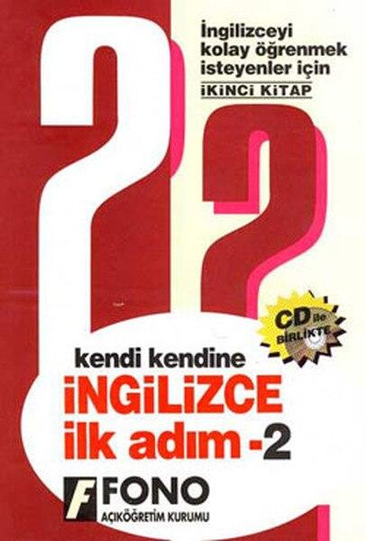 Inglés Primer paso-2 (dli 2 c)-en caja colective Fono Publications (turco)