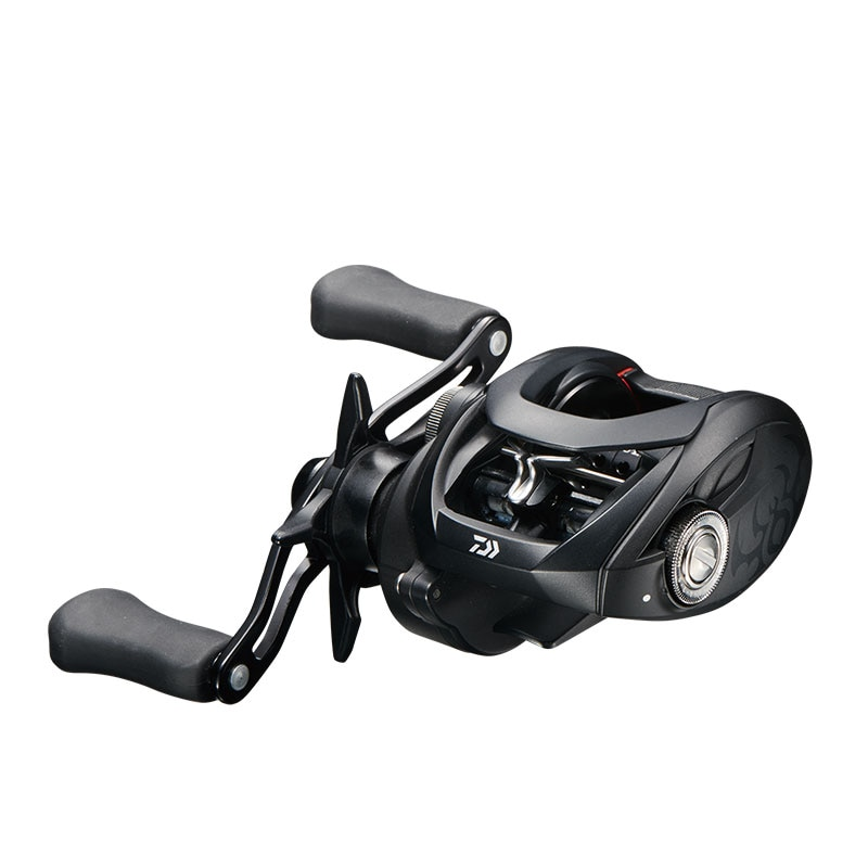 DAIWA Tatula 100 150 200 300 Soft Touch Knobs 6.3:1 7.3:1 Gear Ratios In Left or Right Hand Crank Saltwater Baitcasting Reel enlarge