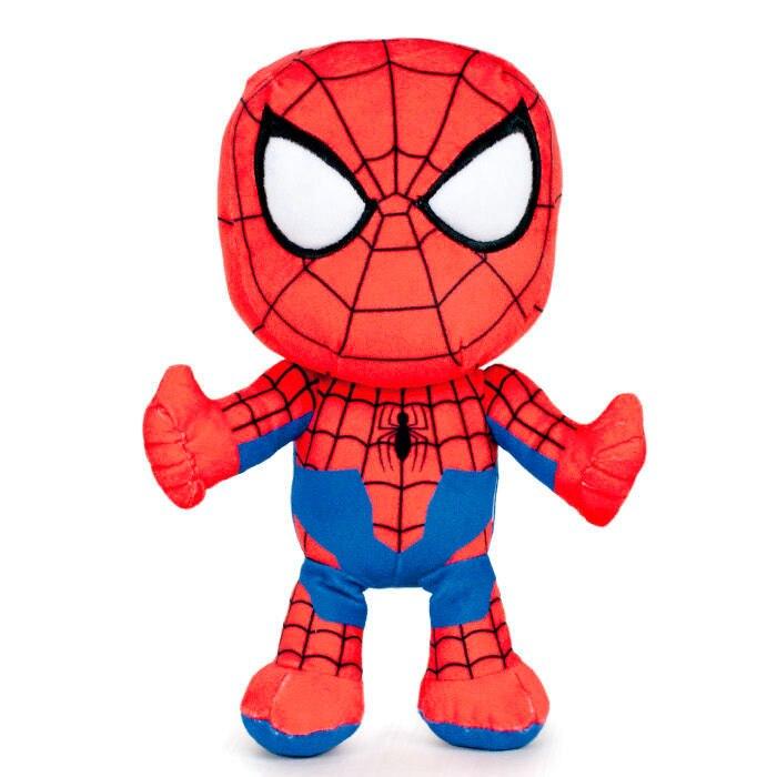 Peluche Spiderman Vengadores Avengers Marvel velboa 42cm