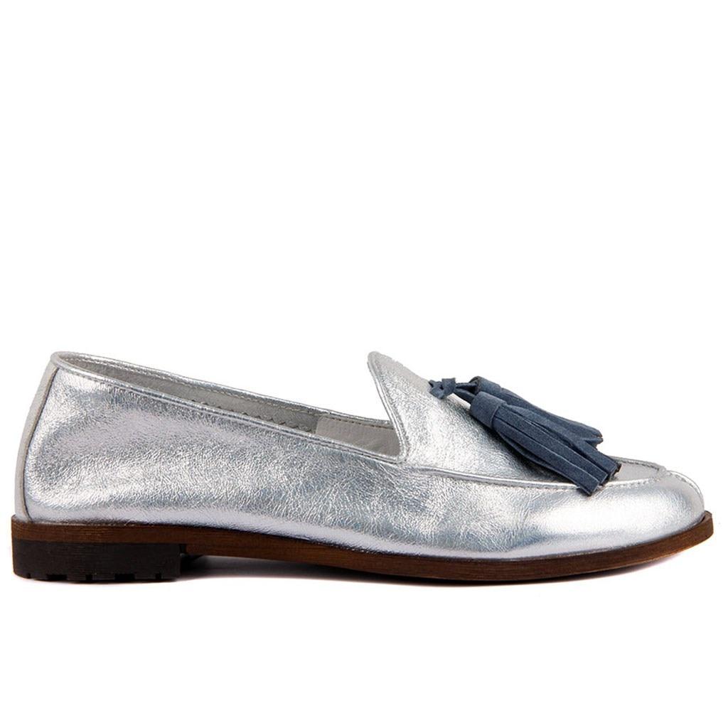 Sail-Lakers-أحذية نسائية غير رسمية من الجلد الطبيعي ، أحذية باليه ، مسطحة ، بدون أربطة ، لون الحلوى ، مريحة ، كل يوم ، 2020