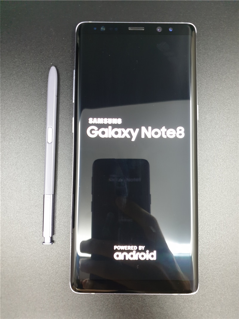 Samsung-teléfono inteligente Galaxy Note 8 N950F N950U N950F/DS, desbloqueado de fábrica, 6GB...