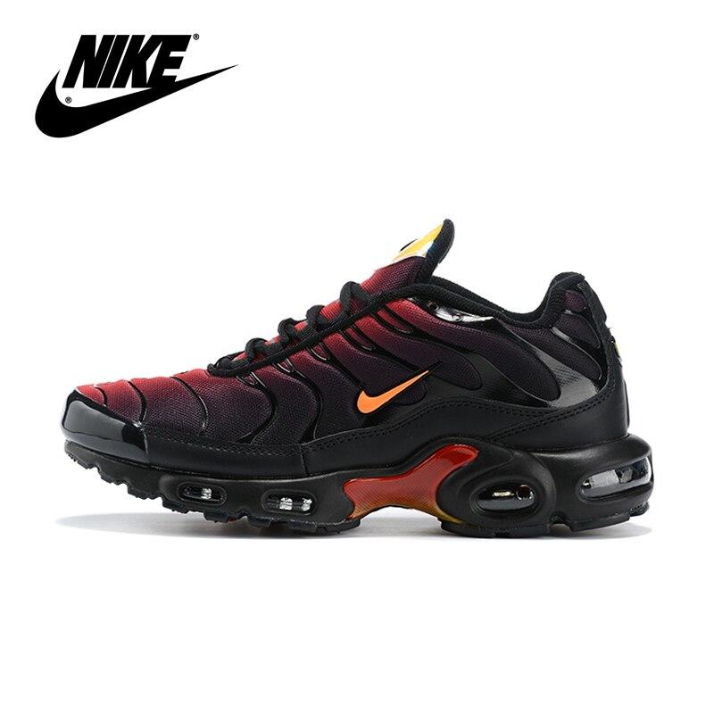 Nike Air Max Plus Tn plus männer schwarz Atmungsaktive Laufschuhe Sport Sneakers Trainer outdoor schuhe Neue
