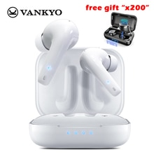 VANKYO N10 Earphones Hybrid Active Noise Cancelling Wireless Earbuds Bluetooth Earbuds with 6 Mics