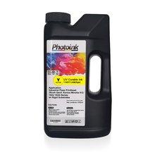 Ricoh GEN5/KONICA 512/1024 tête pour 1000 ml jaune jaune encre UV (sol dur et doux) T-R5F