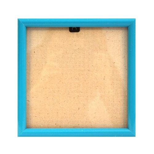 F6093 marco de plástico, 21x30 cm (012 turquesa)