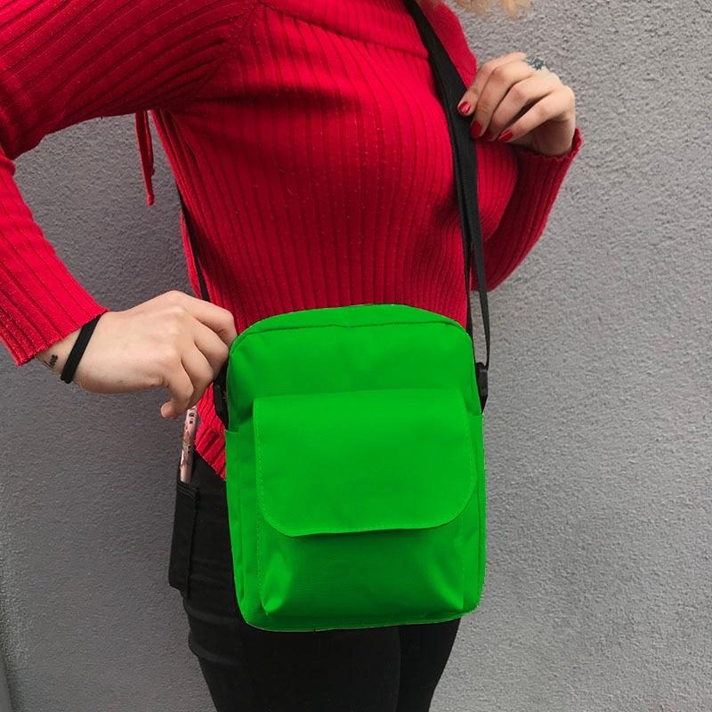 шерлок bright green Bright Green Adjustable Crossbody Bag