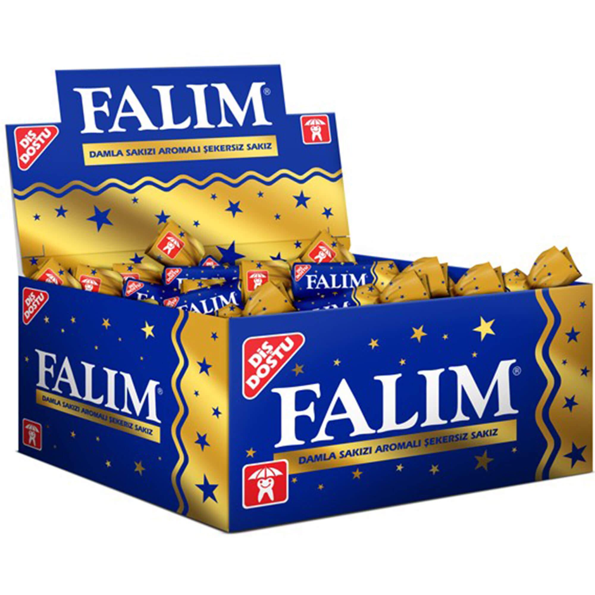 Falim мастика Ароматизированная без сахара камедь 100 штук бесплатно SHİPPİNG