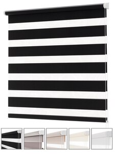 Lucra concept Zebra blinds clamp support without drilling accessories with Zebra blinds, roller shutter for Windows
