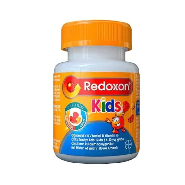 Redoxon_Kids Chewing 60 Tablet 424301858