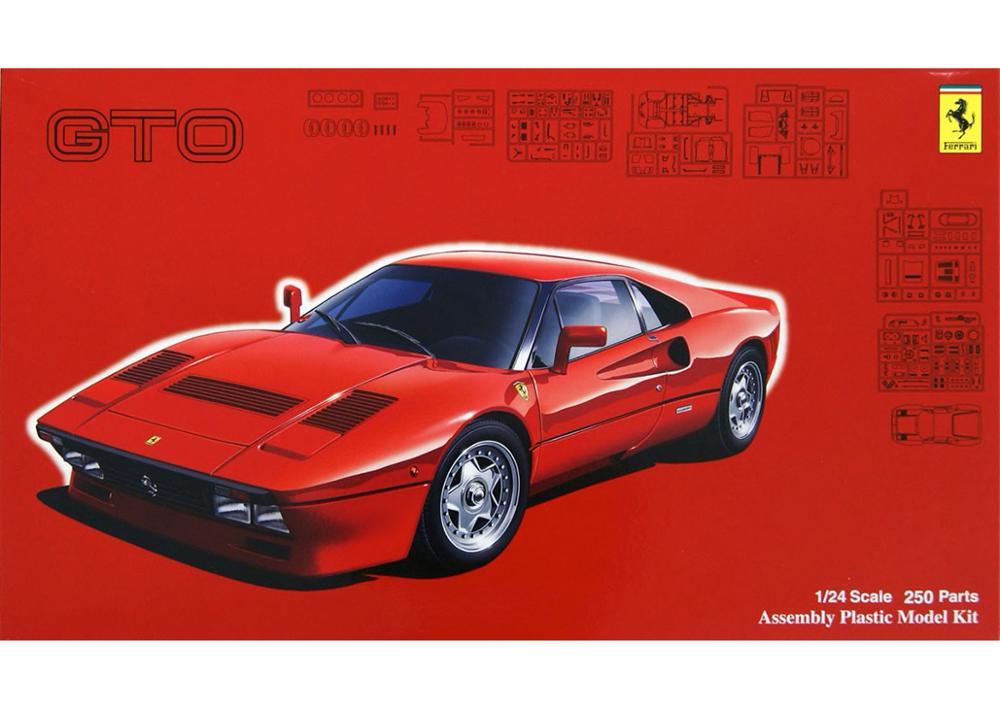 FUJIMI Kit 1/24 Ferrari 288 GTO