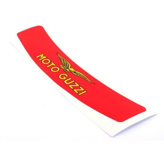 MOTO GUZZI VISERA CASCO Sunstrip adhesivo autocollant наклейки adesivo adesivi aufkleber 12