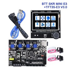 BIGTREETECH BTT SKR MINI E3 V1.2 TFT35 E3 V3.0 Touch Screen 32 Bit Control Board TMC2209 TMC2208 UART ender 3 5 3D Printer Parts