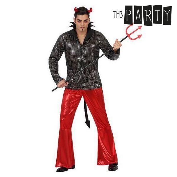 Disfraz para Adultos Demonio (3 Pcs)