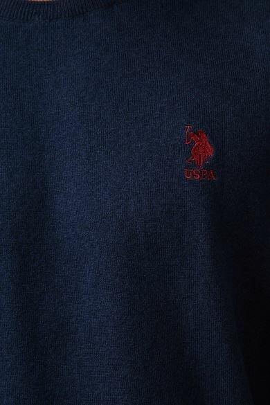 U.S. POLO ASSN. Navy Blue Standard Sweater
