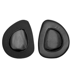 Replacement ear Cushion Ear pads Leather memory foam earmuffs Compatible with ASUS ROG Delta Aura Sync USB-C Gaming Headsets