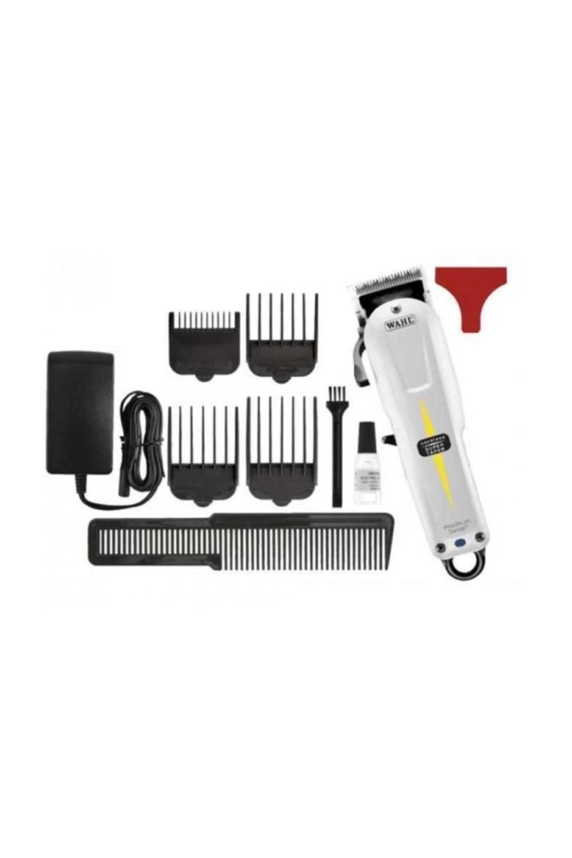 WAHL Professional Model 8591 Super Taper , Hair Clipper, Hair Trimmer, ProLithium, Hair Cutting Machine, Cord/Cordless, Abs enlarge