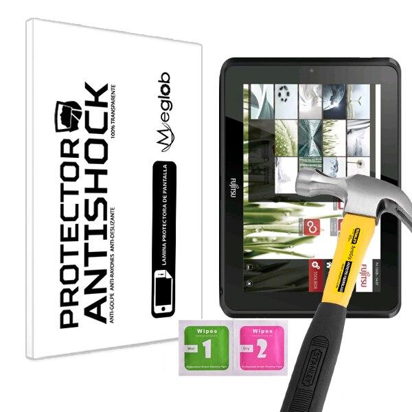 Protector de pantalla Anti-Shock Anti-arañazos Anti-rotura compatible con Tablet Fujitsu Stylistic Q550