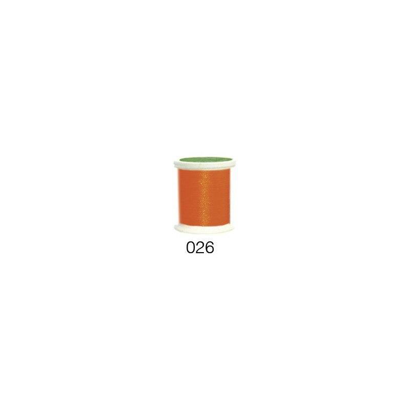 Draad saut Baetis 026 Oranje Fluor