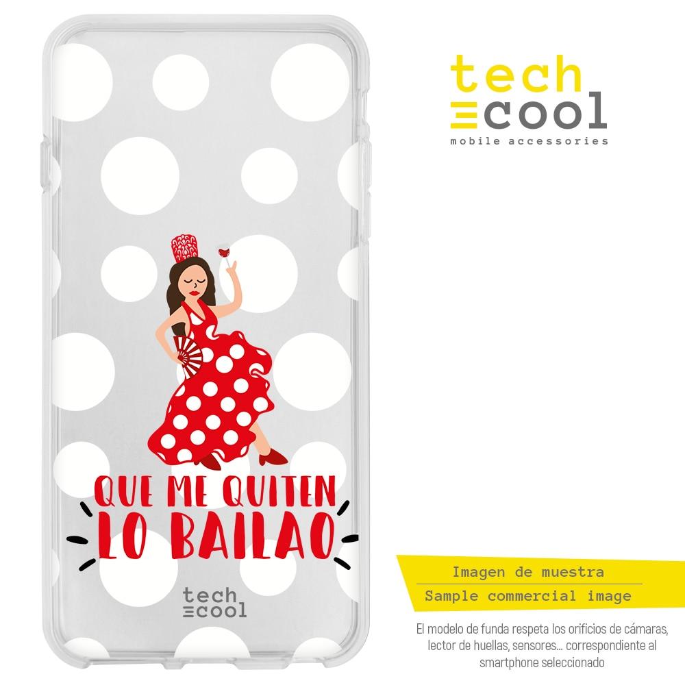 FunnyTech®Coque support pour Xiaomi Silicone Note Redmi 5/Note 5 Pro L Frase