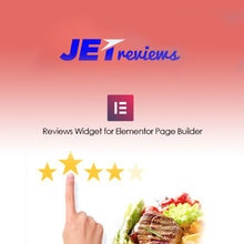 JetReviews Pour Elementor