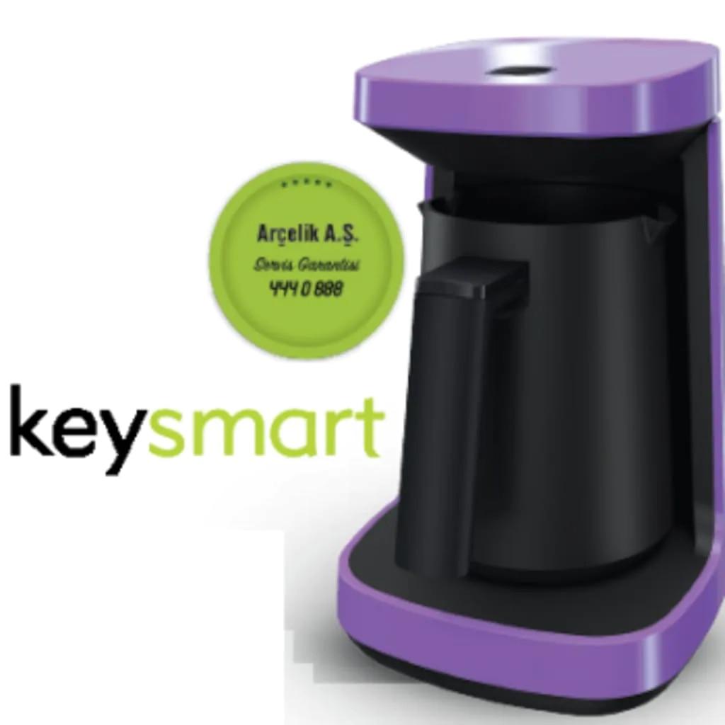 Keysmart KEY 700 cafetera turca   máquina de café   automática   4 tazas pequeñas de Capacidad