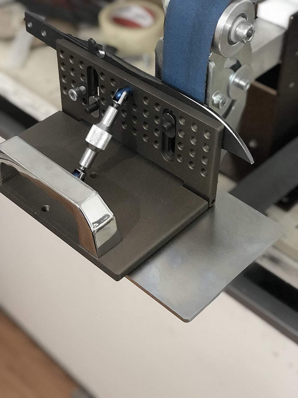 TR Maker Gürtel Mühle Messer Jig, Messer Spitzer Ленточная шлифовальная машина Jig, точилка для ножей
