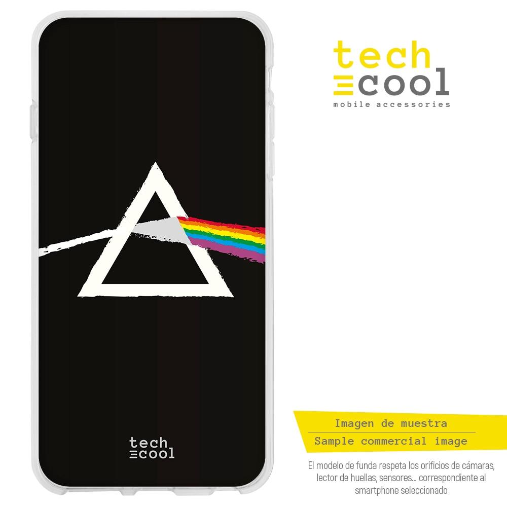 FunnyTech®Силиконовый чехол для htc Desire 12 Plus L Music Group Pink Floyd