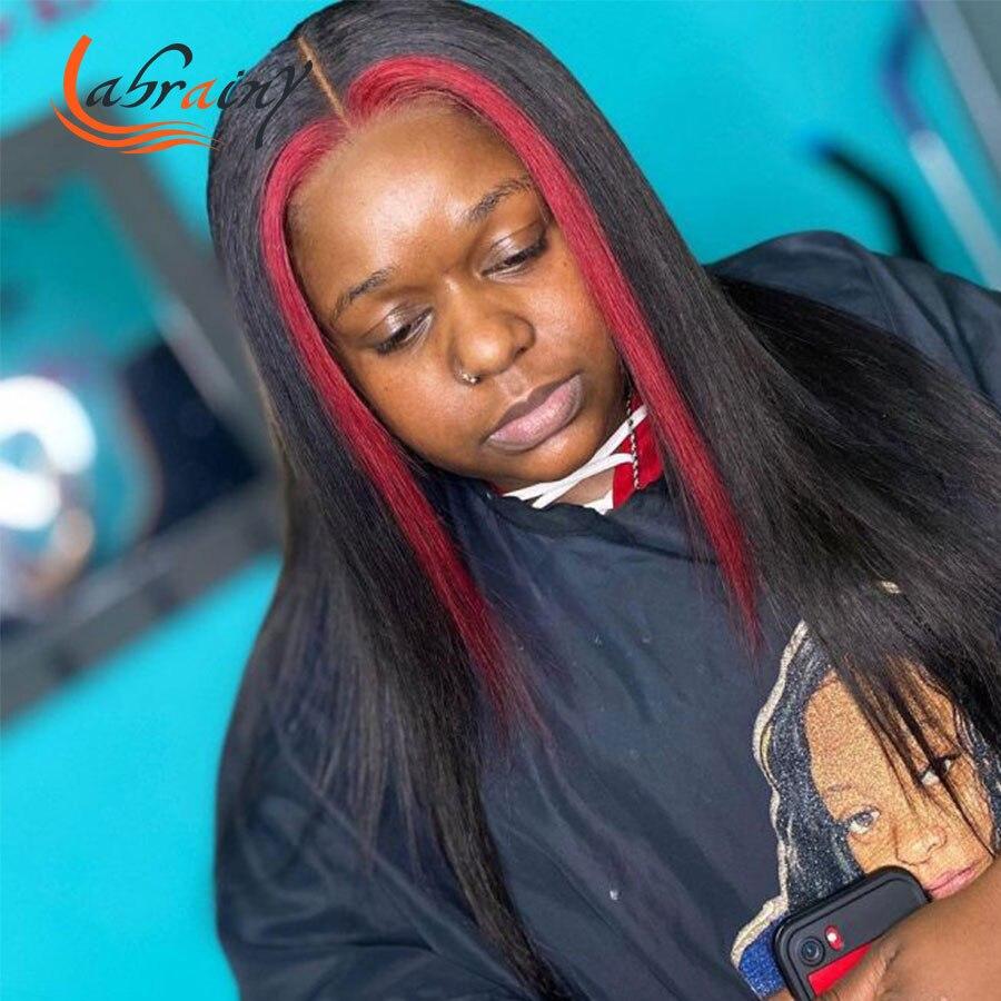 Выделите 99J Hd прозрачный Синтетические волосы на кружеве al парики из натуральных волос на кружевной 13X6 Синтетические волосы на кружеве эффе...