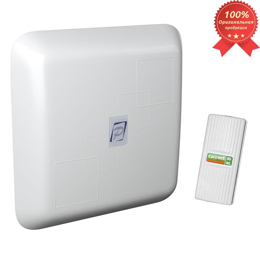 """Antena-amplificador de señal de Internet """"Connect Street-Universal"""" externo, para módems 3G y 4G"""