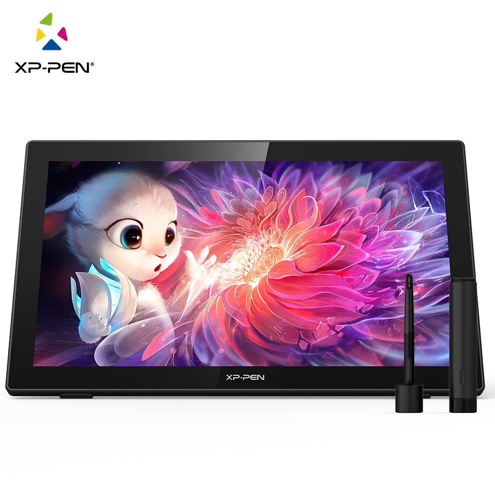 XP-Pen Artist 22 (2nd Generation) 21.5 Inch Drawing Tablet Graphics Tablet Display IPS Monitor 8192 Level Pen Pressure USB-C