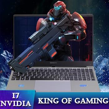 Gaming Nvdia 2GB i7-6500U 16G RAM 750B HDD +512G SSD 15.6