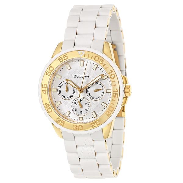 Reloj Mujer Bulova 98N102 (40 mm)