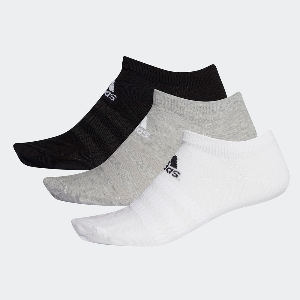 Adidas-ankle socks-3 pairs of different colors authentic sport style socks